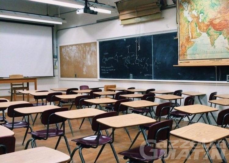 Rientro a scuola: due classi subito in quarantena a Nus