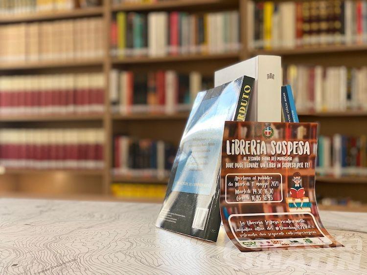 Villeneuve svela oggi la Libreria Sospesa