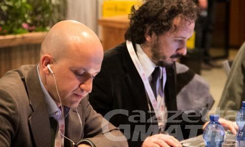 Benoit Girod nuovo capo ufficio stampa della Regione Valle d'Aosta