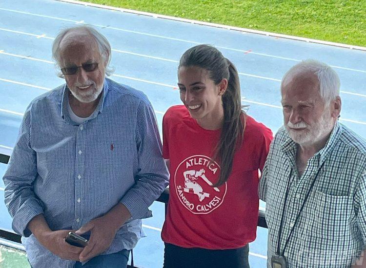 Atletica: Eleonora Marchiando incanta anche nei 400 ostacoli di Rieti