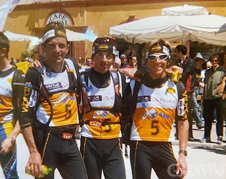 Skyrunning: Jean Pellissier, Bruno e Dennis Brunod lanciano la gara del Monte Zerbion