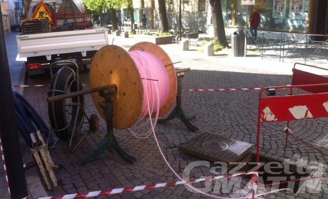 Telecomunicazioni in Valle d'Aosta: disegno di legge per la fibra ottica