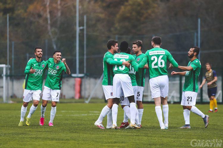Calcio: il Gozzano passa a Tortona e torna al comando della serie D