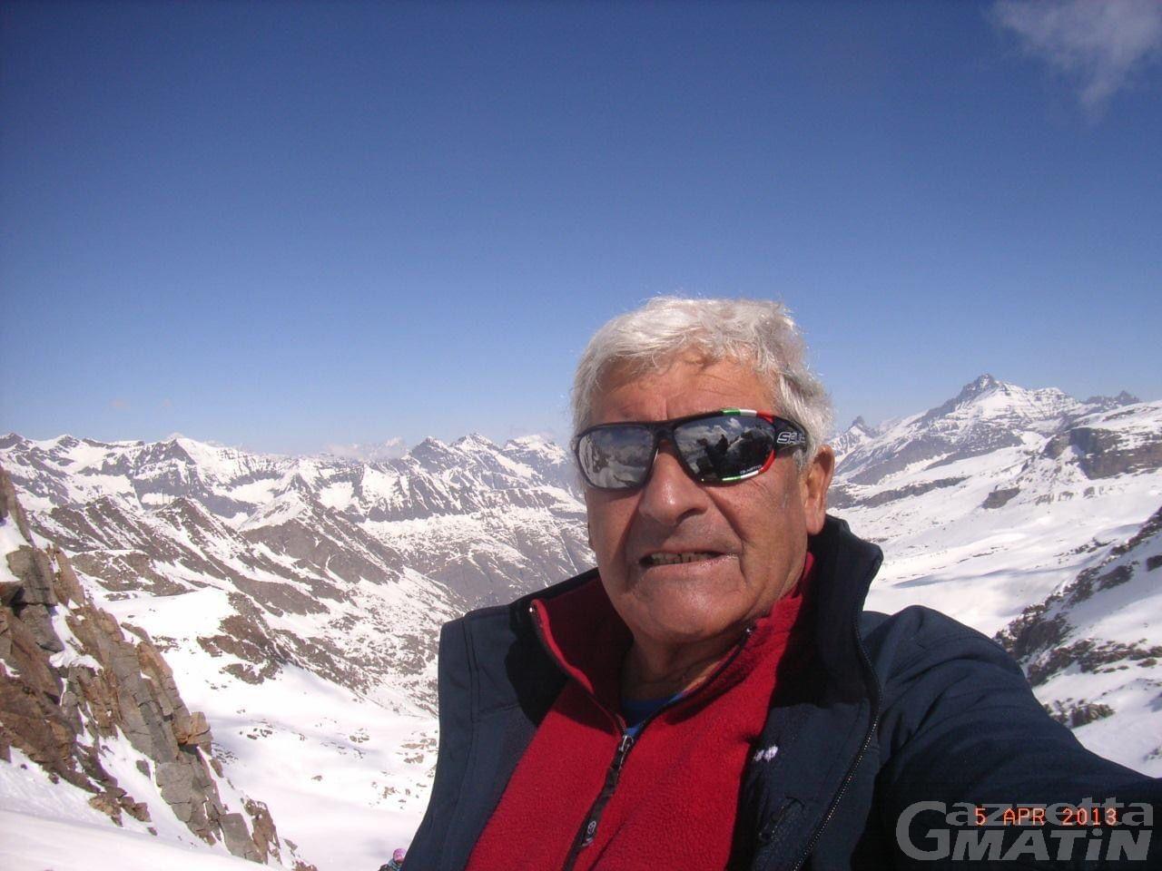 Lutto: morto Pierino Jocollé, ex sindaco di Valsavarenche