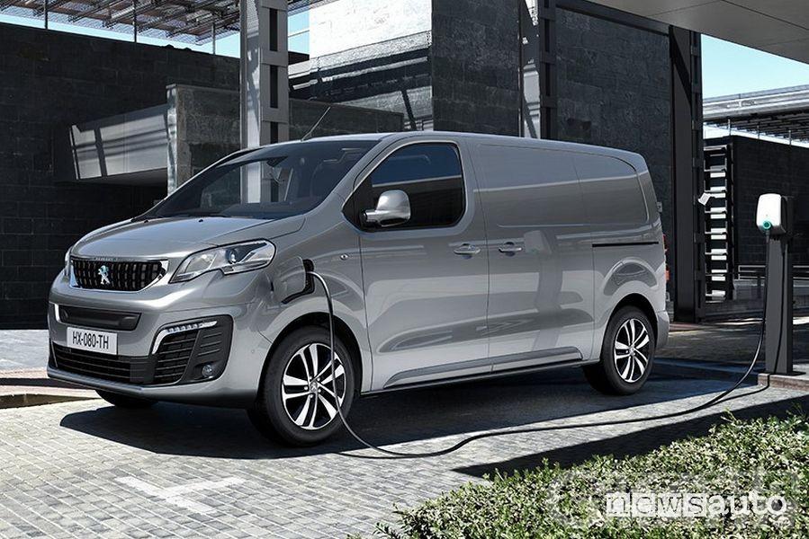 Peugeot e-Expert: il Leone è diventato elettrico