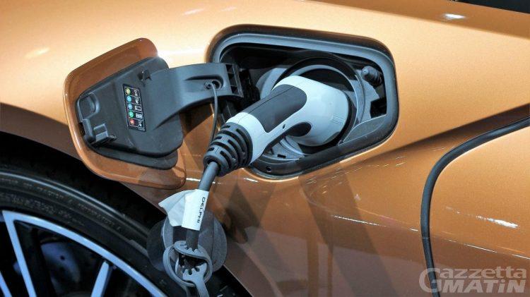 Auto elettriche: è in arrivo la super batteria