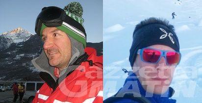 Tragedia sul Monte Bianco: anche la comunità dei biker piange Canavari e Letey