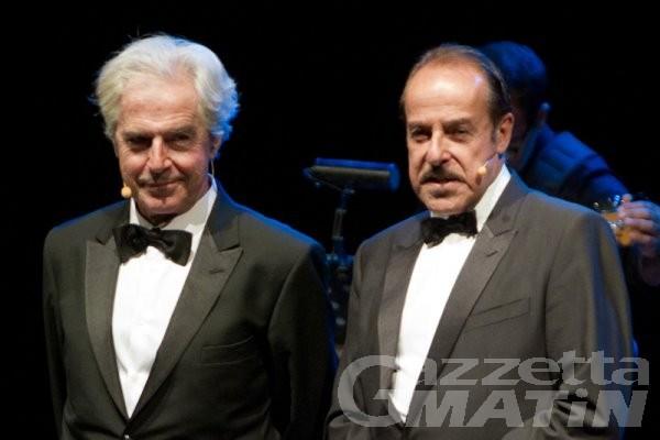 Saison Culturelle: annullato lo spettacolo Massimo Lopez & Tullio Solenghi Show