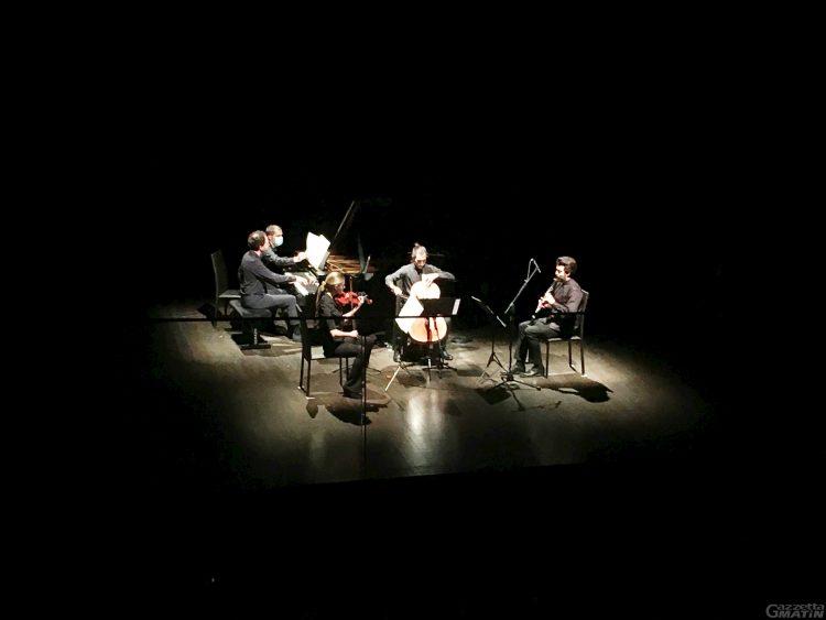Saison Culturelle: con Quatuor pour la fin du temps torna il pubblico allo Splendor