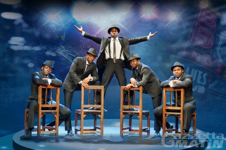 Saison Culturelle: sul palco dello Splendor gli spumeggianti The black blues brothers