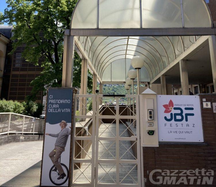 Aosta, J.B. Festaz: ipotesi accoglienza per under 60 non autosufficienti