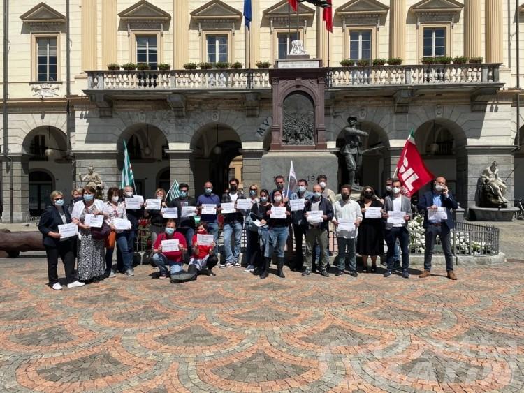 Giornalisti, Asva in piazza «per la dignità del lavoro e per un'informazione completa e plurale»