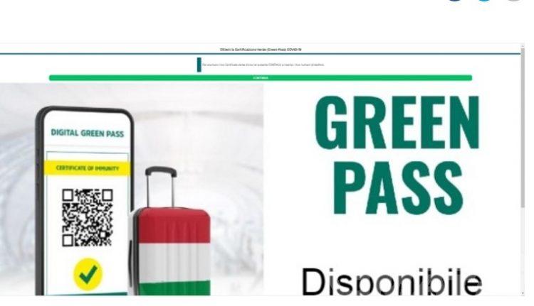 Green Pass, attenzione al messaggio truffa su WhatsApp