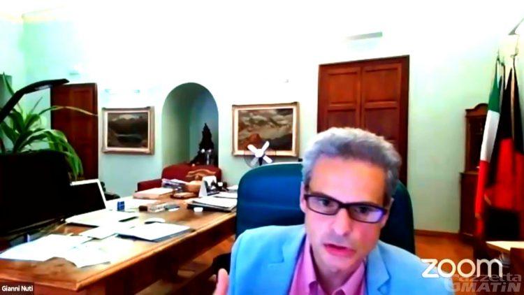 Aosta, sindaco Nuti: «Le nomine di Aps saranno di alto profilo»