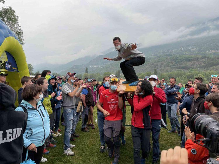 Fiolet: Paolo Comé vince il suo quinto Bâton d'Or