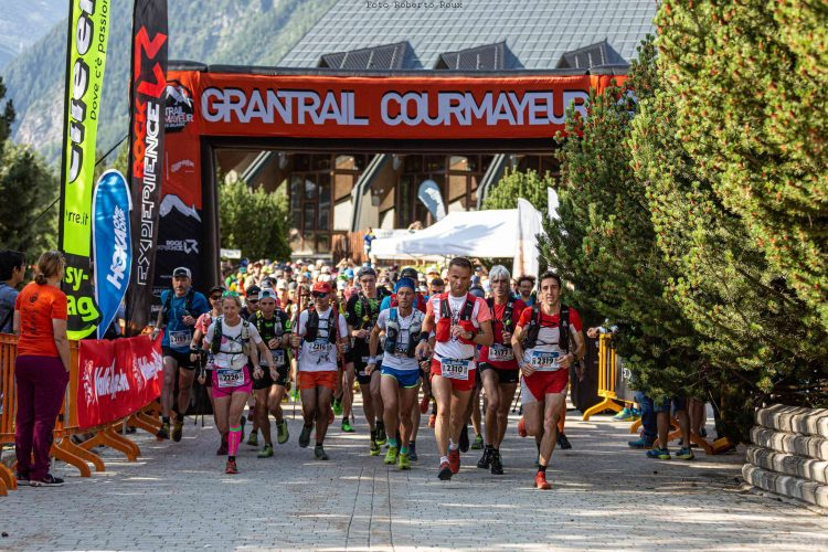 Trail: una task force per la sicurezza del GT Courmayeur