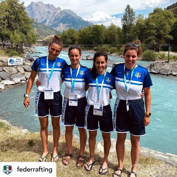 Rafting: Valle d'Aosta d'oro ai campionati del mondo francesi