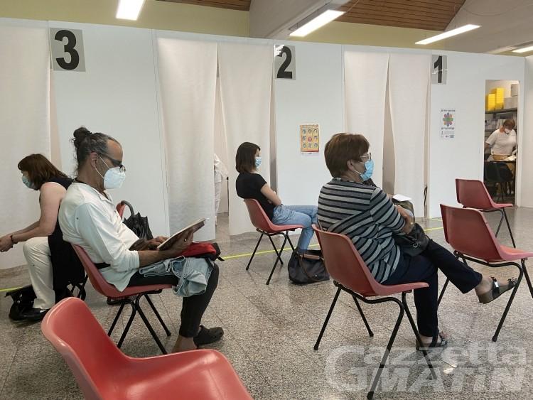 E' corsa al vaccino, Valle d'Aosta: inoculate 333 prime dosi lunedì 20 settembre