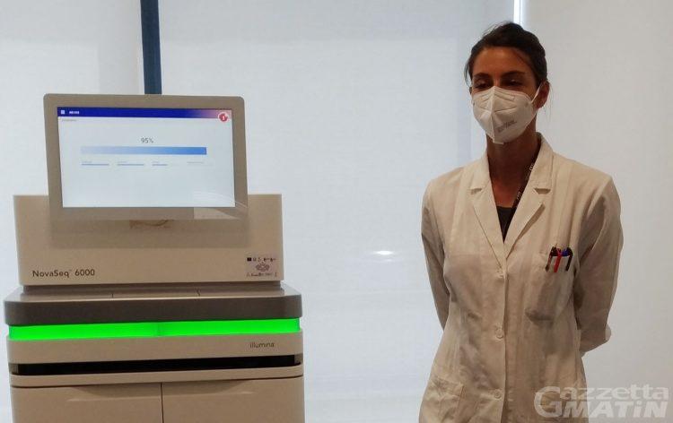 Progetto 5000genomi@VdA: tra gli obiettivi le cure personalizzate