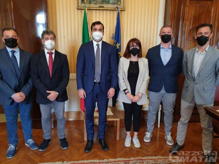 Vigili del fuoco Valle d'Aosta: la deputata Tripodi sollecita l'equiparazione