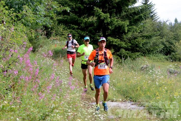 La Thuile Trail: Jacques Chanoine e Giulia Sapia vincono la 60 km