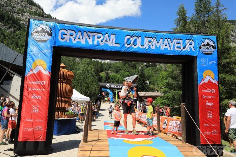 Gran Trail Courmayeur: Macchi, Vitale, Canessa, Mastrota, Cheraz e Ostano a segno nel giorno più triste