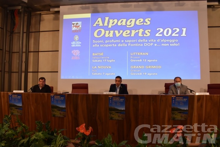 Zootecnia: torna Alpages Ouverts, quattro appuntamenti «per ripartire»