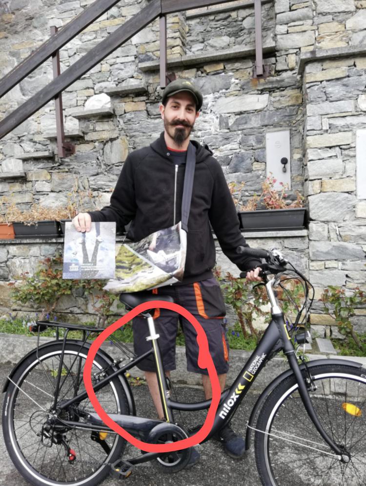 Concorso BIM: vince una bici elettrica, ma manca la batteria e la restituisce