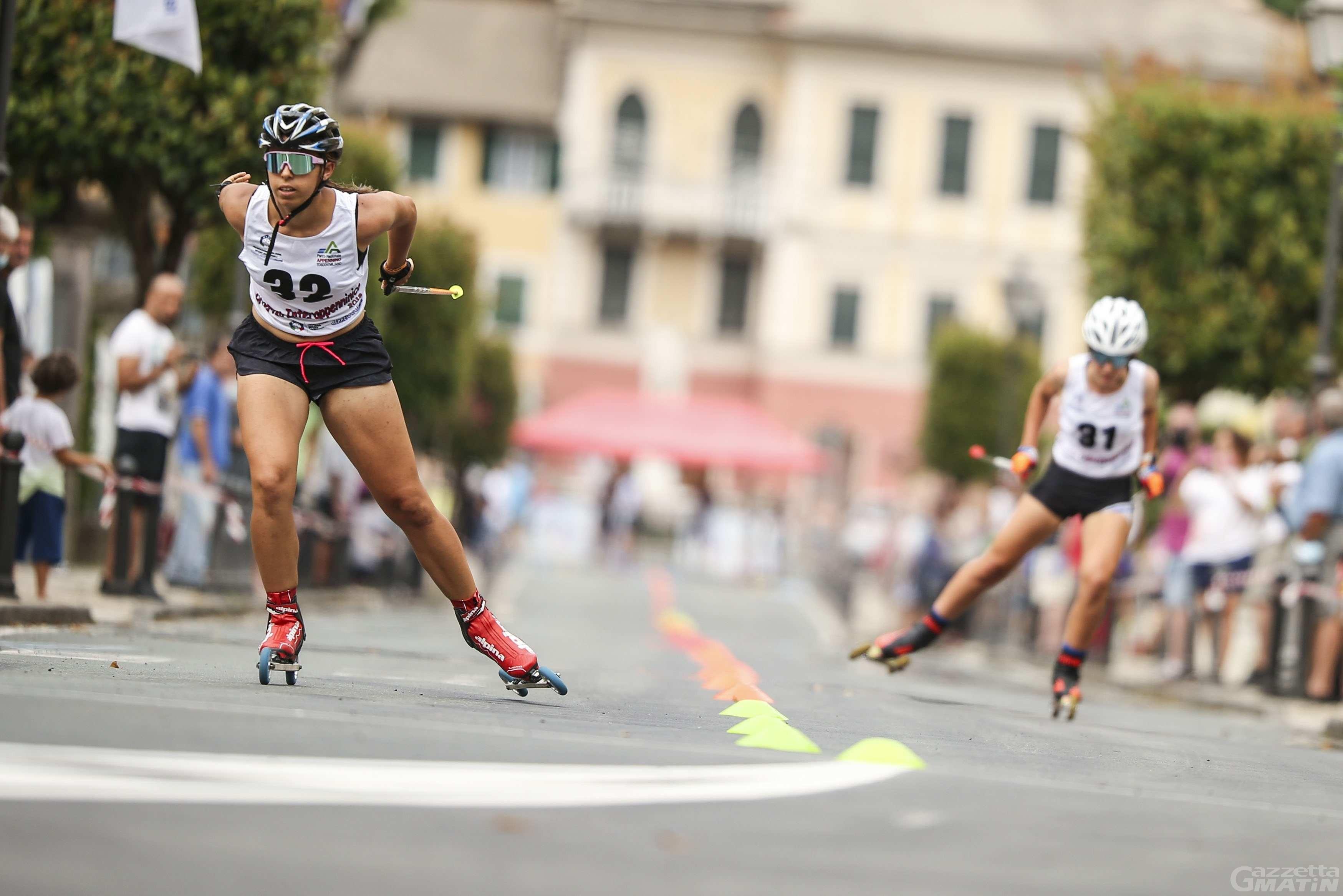 Skiroll: Sabrina Borettaz trionfa al debutto in Coppa del Mondo