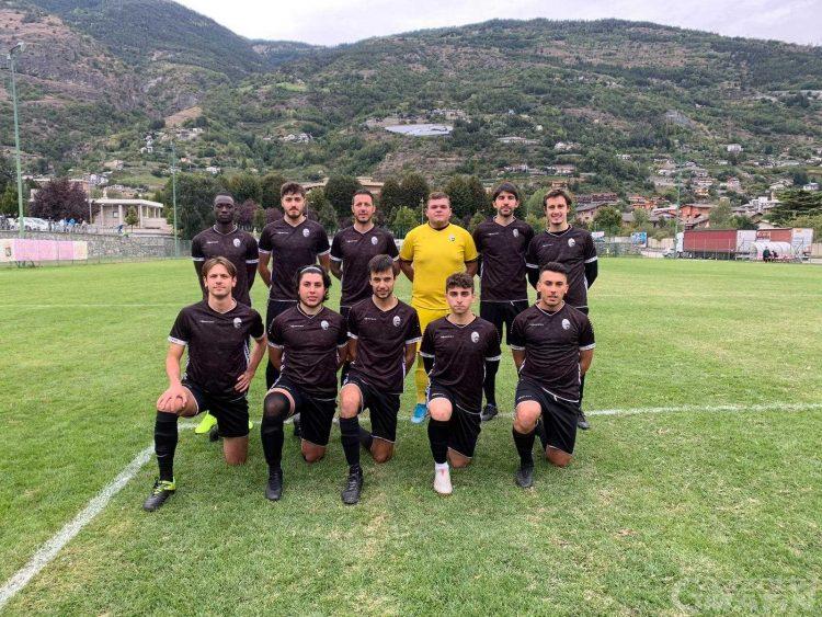 Calcio: il CGC Aosta ripescato in Prima Categoria