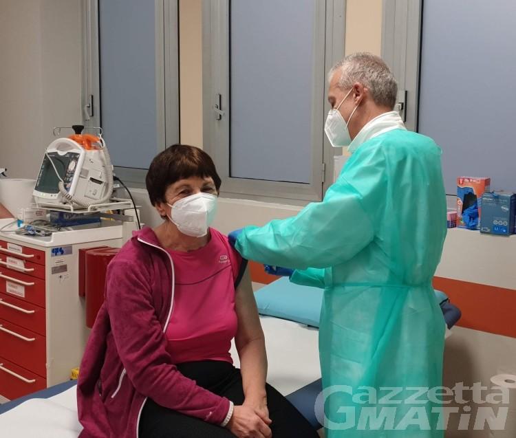 Coronavirus: quasi 41 mila valdostani hanno concluso il ciclo vaccinale