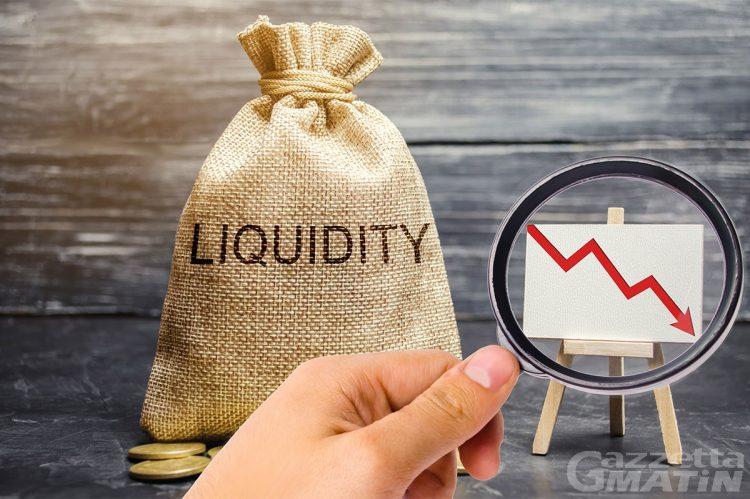 Covid, crisi liquidità: 3 milioni dalla Regione per imprese e professionisti