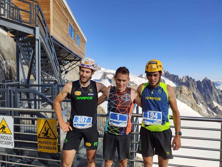Trail: Boffelli e Gerardi trionfano nel VK2 di Courmayeur