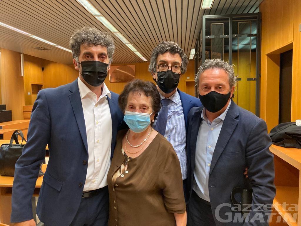 'Ndrangheta, assoluzione Sorbara: «soulagement et angoisse» il commento dell'Uv