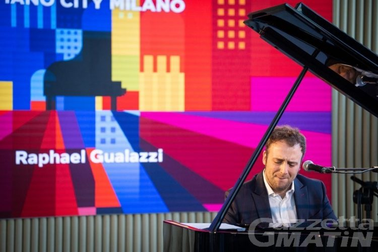 Aosta Classica: Raphael Gualazzi e Simona Molinari aprono l'edizione 2021