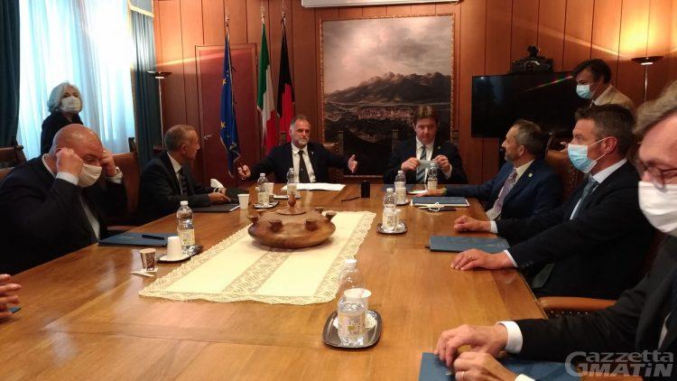Turismo, il ministro Garavaglia: «Si ritornerà a sciare»