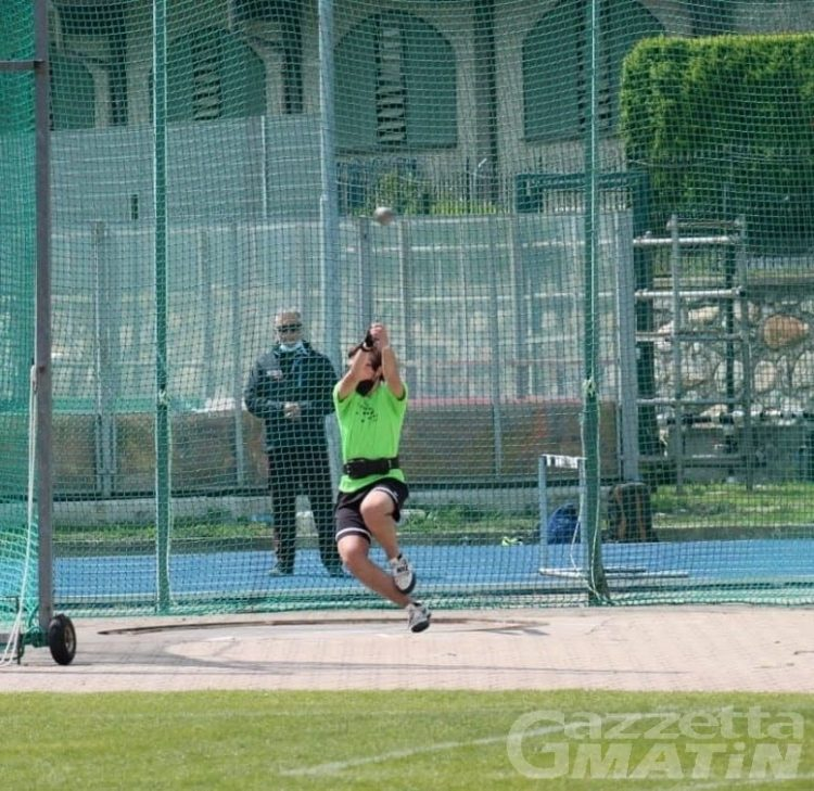 Atletica: Elisabetta Munari e Laurent Plebs ai campionati italiani Allievi