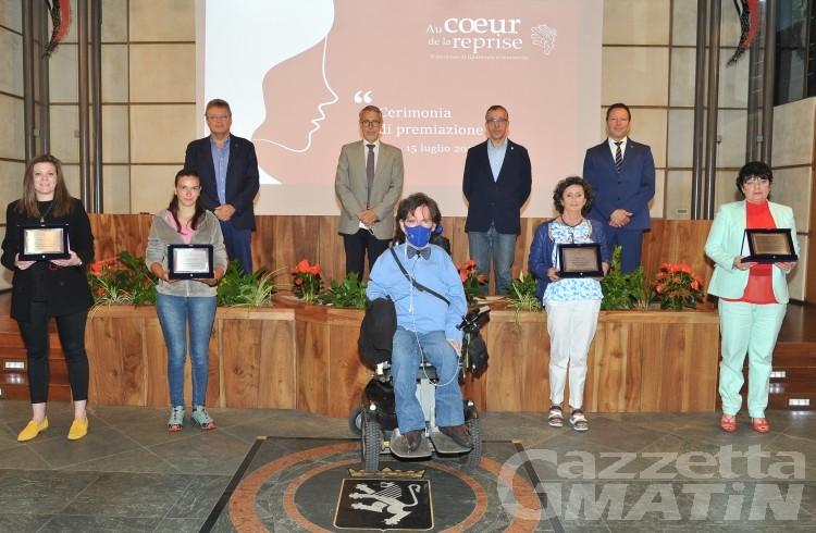 Premio 'Au Coeur de la reprise': riconoscimenti a 4 donne speciali