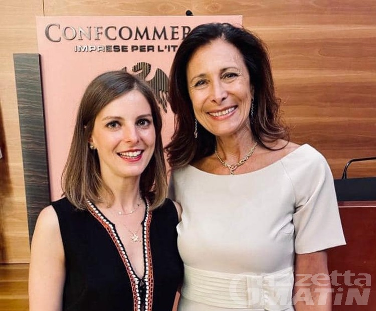 Confcommercio Terziario Donna: Maria Elena Udali nel consiglio nazionale