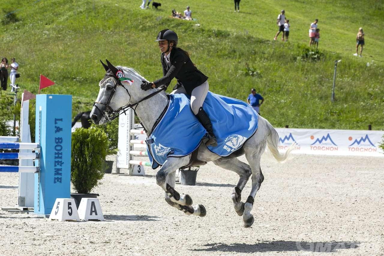 Equitazione: il secondo weekend di Jumping Torgnon promette spettacolo