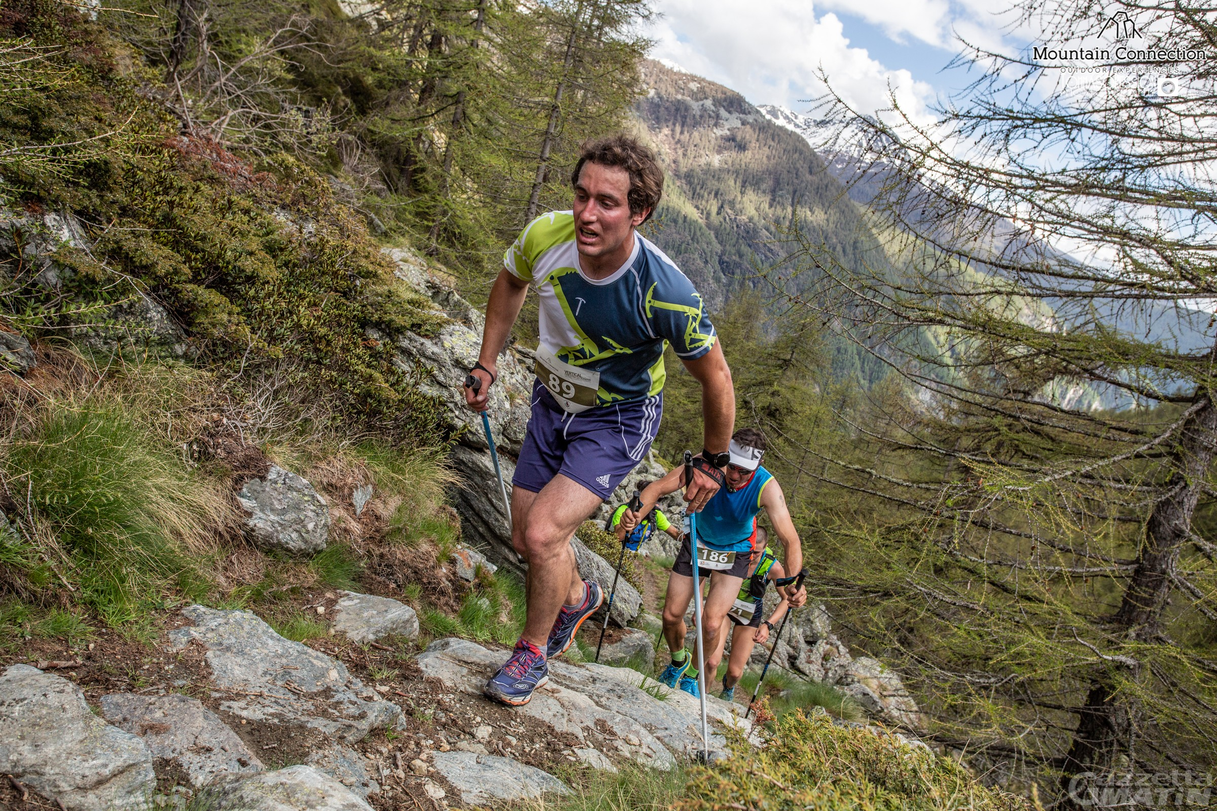 Tour Trail e Défi Vertical: dal 6 agosto si gareggia solo con Green Pass