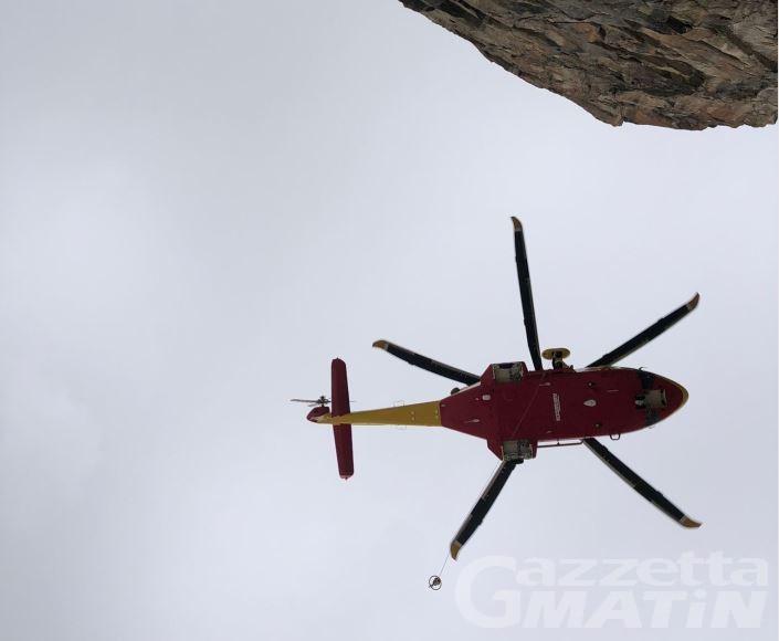 Grand Combin: un alpinista austriaco è morto dopo essere scivolato per 250 metri