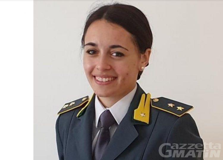 Guardia di finanza: assegnata ad Aosta la prima ufficiale donna