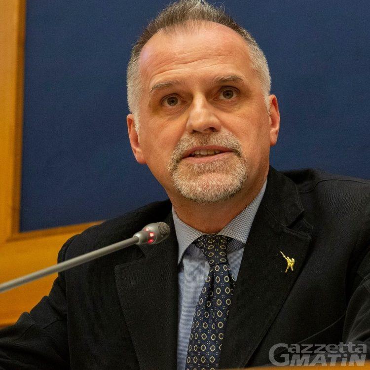 Lega: il ministro del Turismo Massimo Garavaglia ad Aosta venerdì 9 luglio