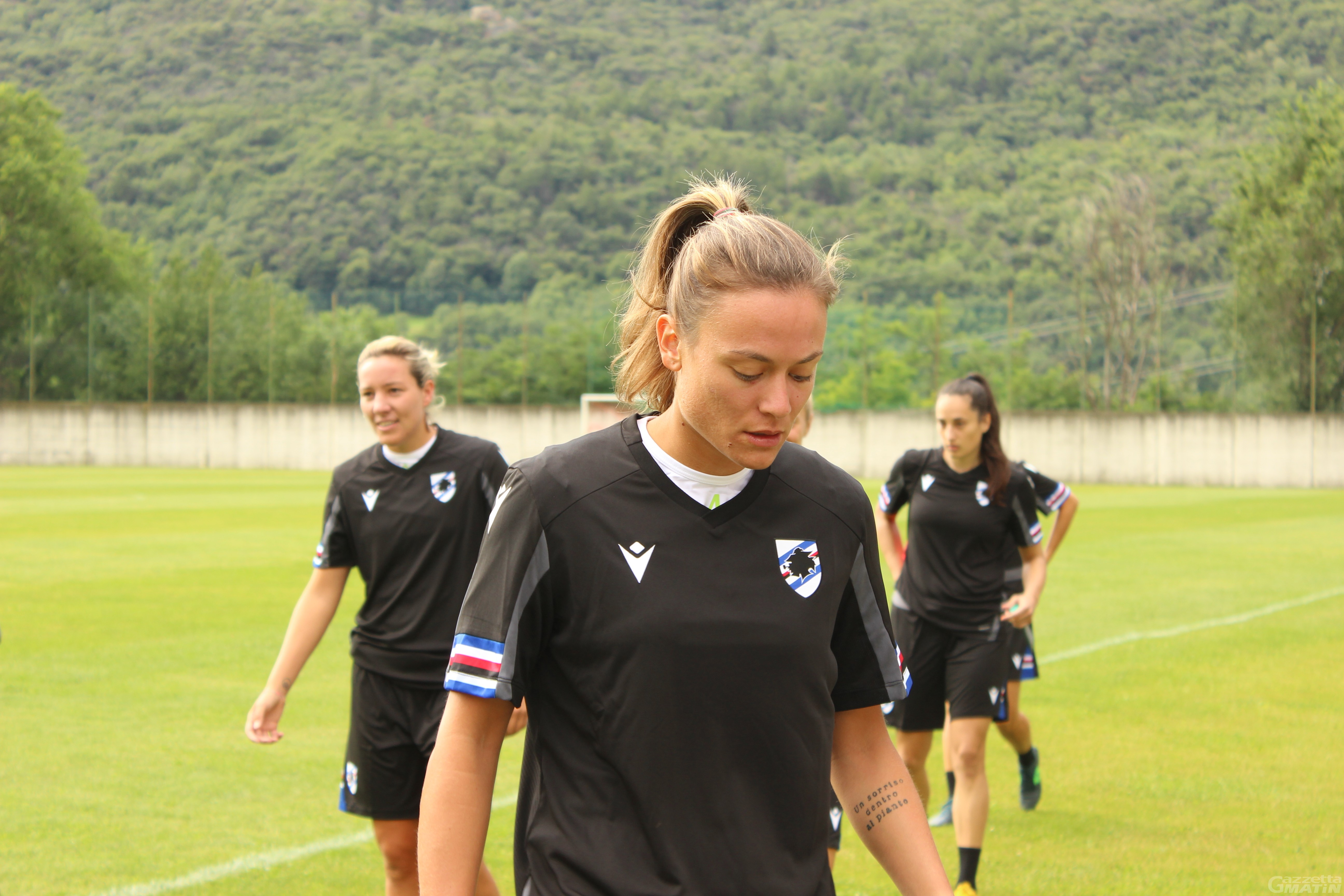 Calcio: la Sampdoria femminile vince il triangolare di Saint-Vincent
