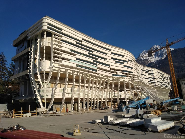 Nuova università: saranno ultimati entro l'estate 2022 i lavori del primo lotto