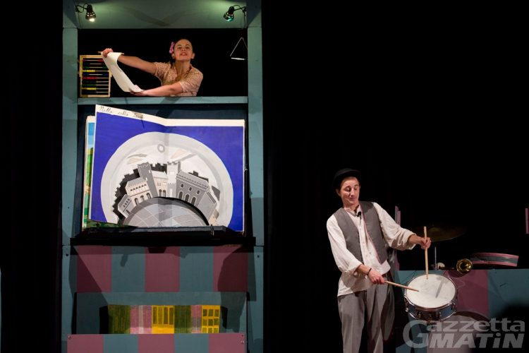 Aosta: torna a novembre il teatro per ragazzi Enfanthéâtre