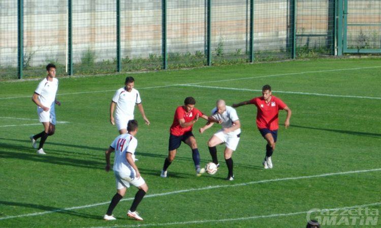 Calcio: Brunod infilza il P.D.H.A.E., l'Aygreville è pronto per la Coppa