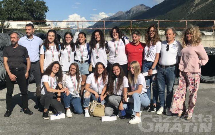 Pallavolo: festa grande per la Cogne A.S. che si fonde con l'Aosta Volley