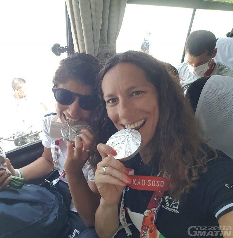 Paralimpiadi: le congratulazioni delle autorità valdostane a Bonin e Barbaro